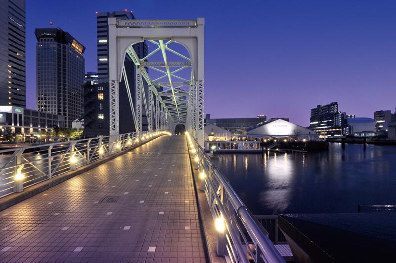 「天王洲ふれあい橋」の画像検索結果